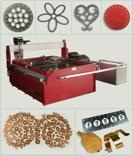Metal Products Engineering Water Jet Cutting Services